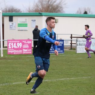 Harrison stars as Aycliffe take point