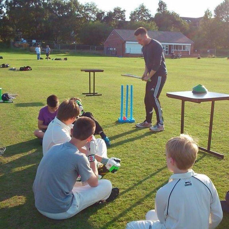 Junior Training Programme Details