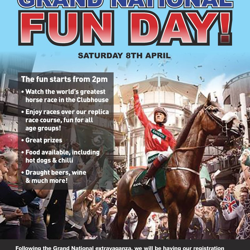 Grand National Fun Day & Registration Night