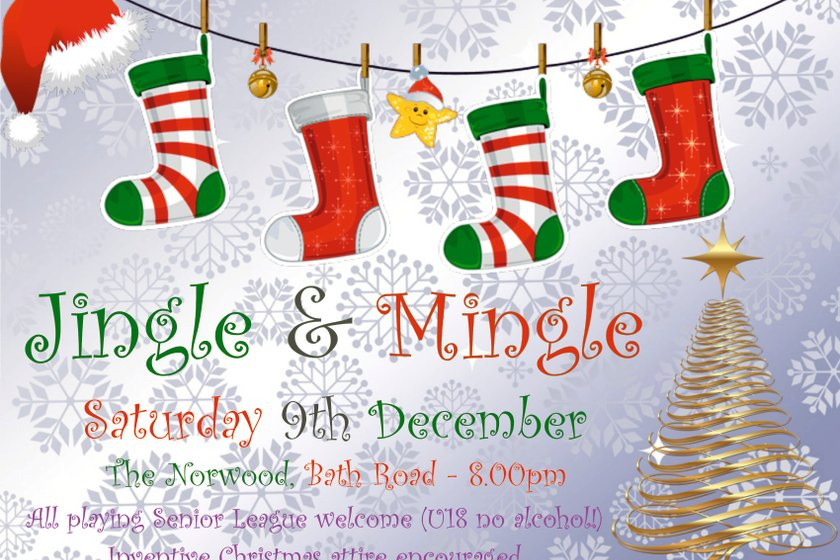 Jingle & Mingle this Christmas!