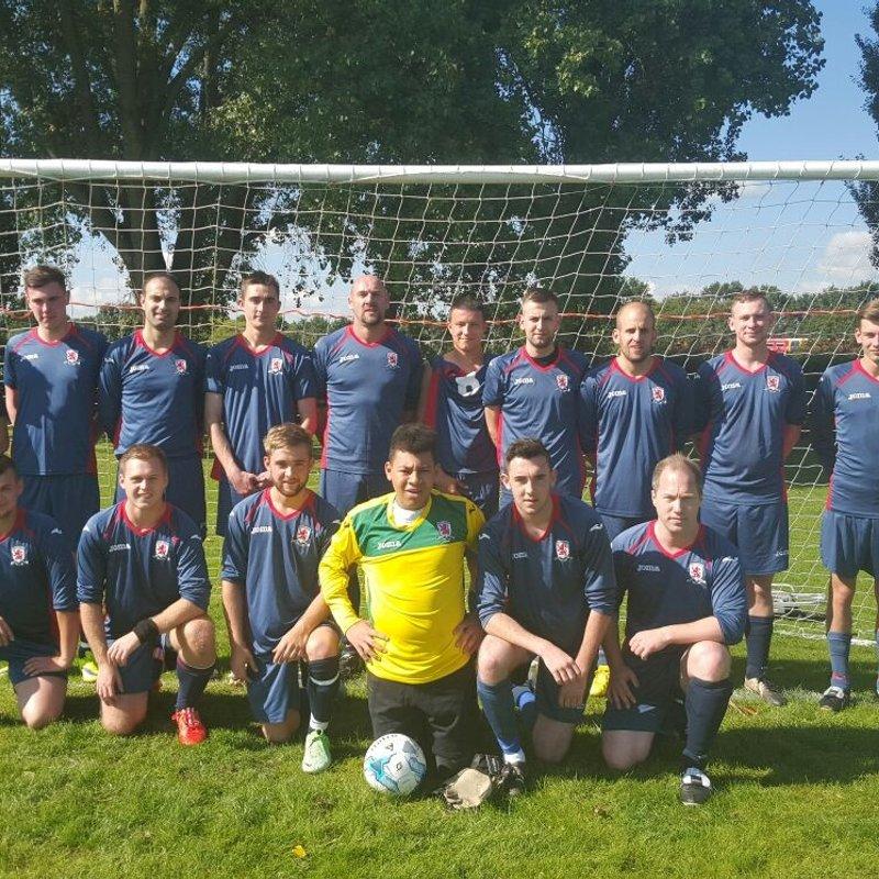 3rd Team beat Hambledon A 3 - 1