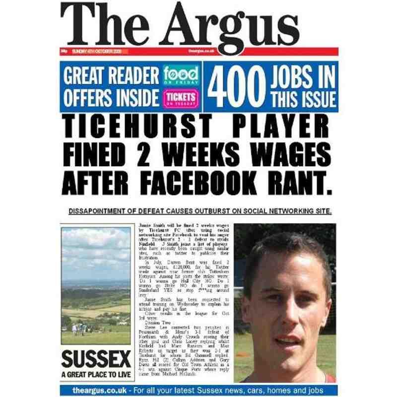 Argus article