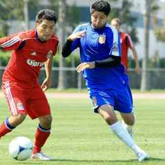 Rangers vs Chivas USA