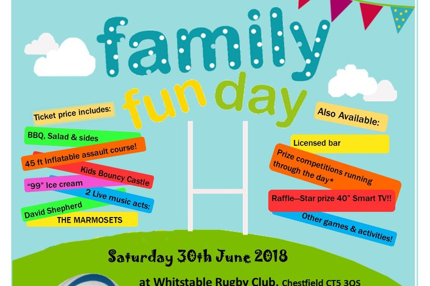 Spirit of Rugby Lodge No.9922 Family Funday