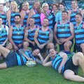 Touch Team lose to Happold Hippos 4 - 9
