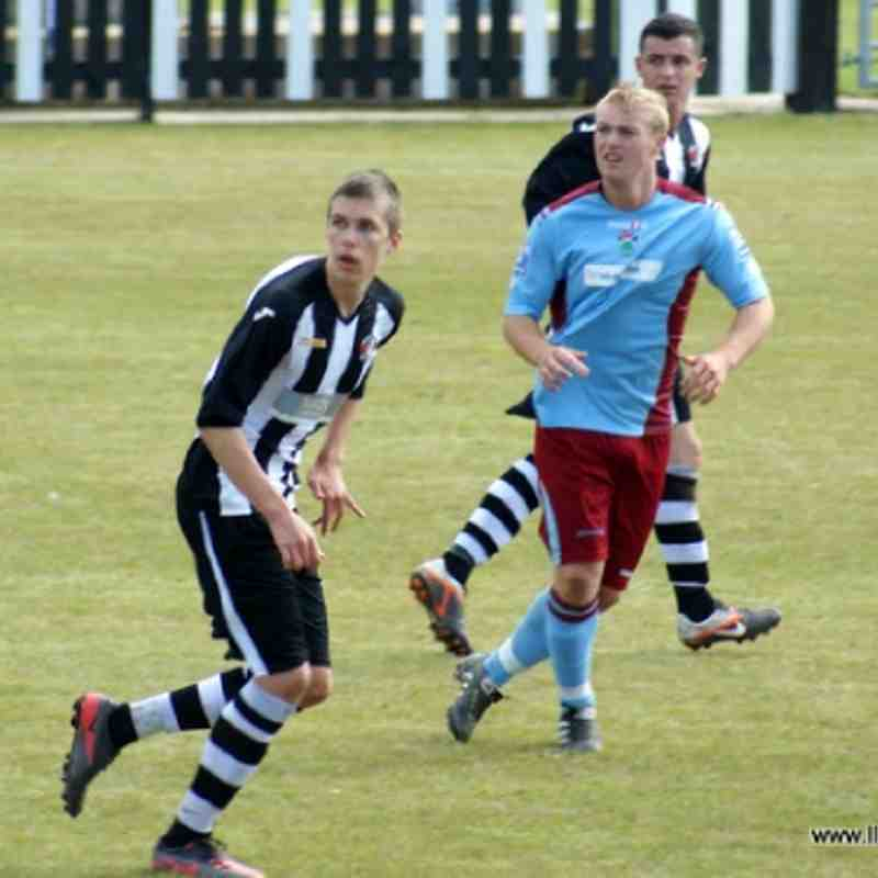 Colwyn Bay- Pre Season Friendly 2012