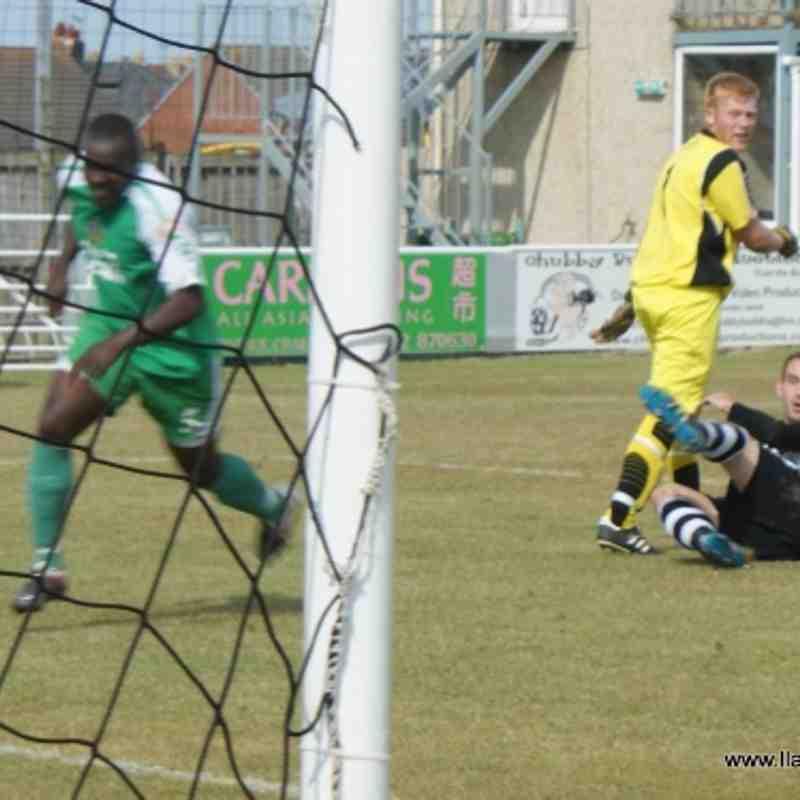 Salford City Pre Season Friendly 2012