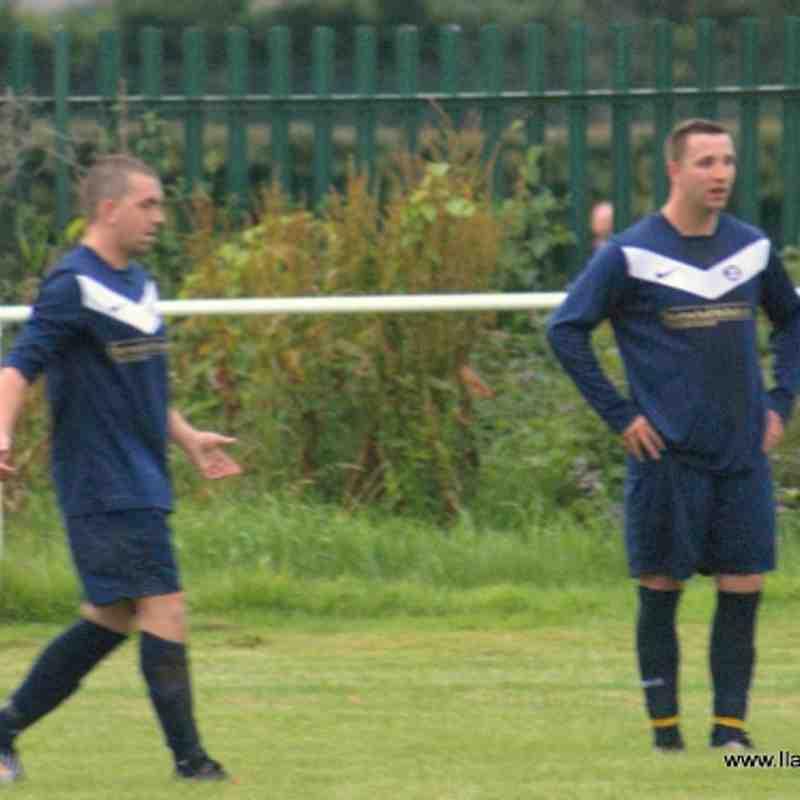 Kirby FC Pre Season friendly 2012