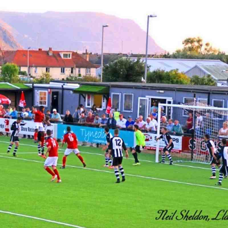 Colwyn Bay Friendly Jul 2014