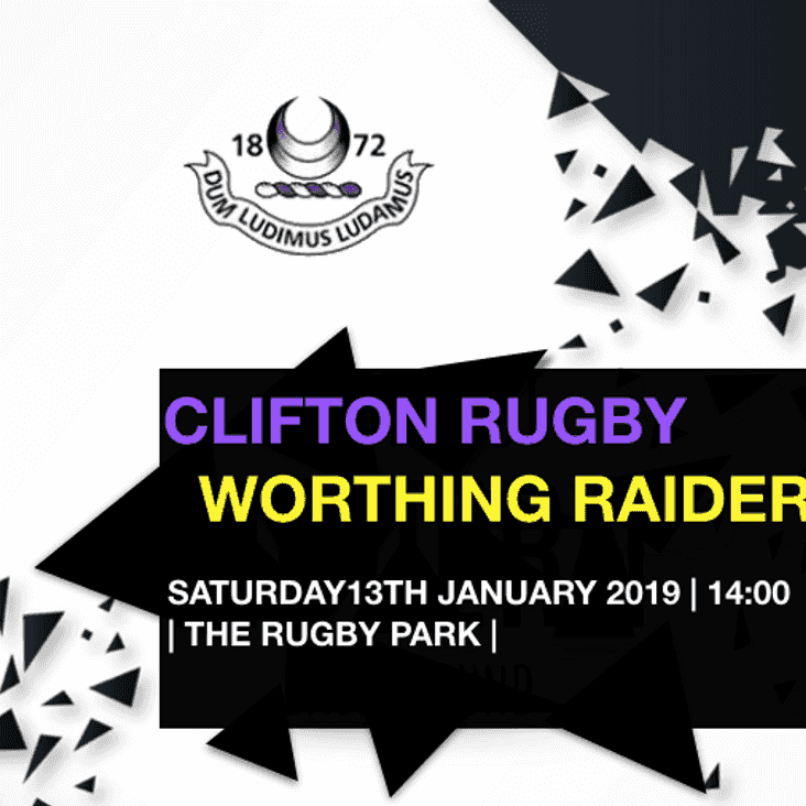 Clifton make 8 changes for trip to Worthing