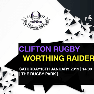 Clifton maintain positive start to 2019 with 49-29 win at Worthing