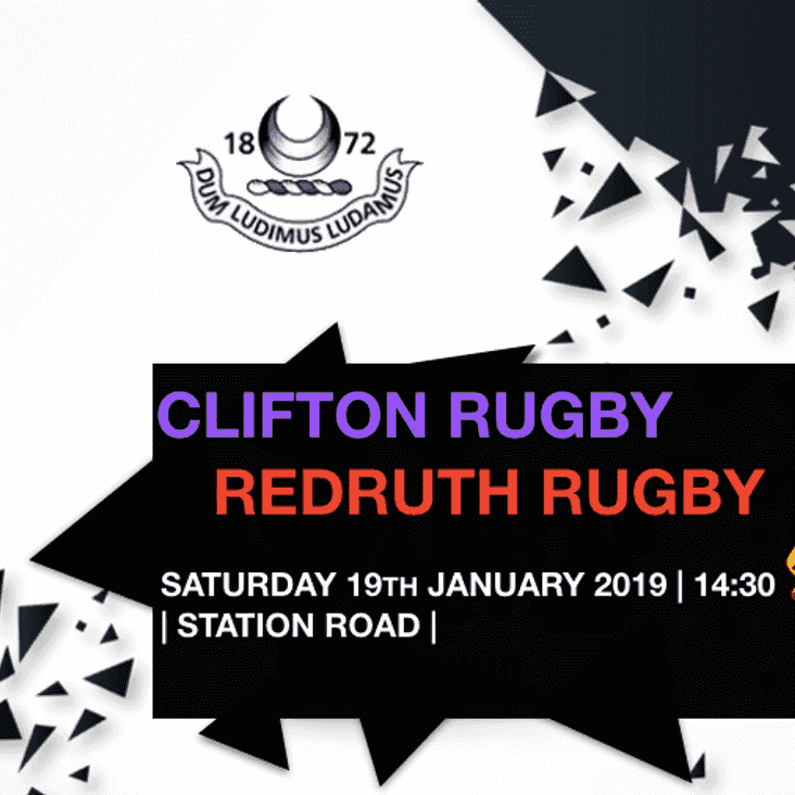Clifton make 5 changes for Redruth