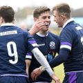 Jones selected for Scotland U18 squad to play England U18