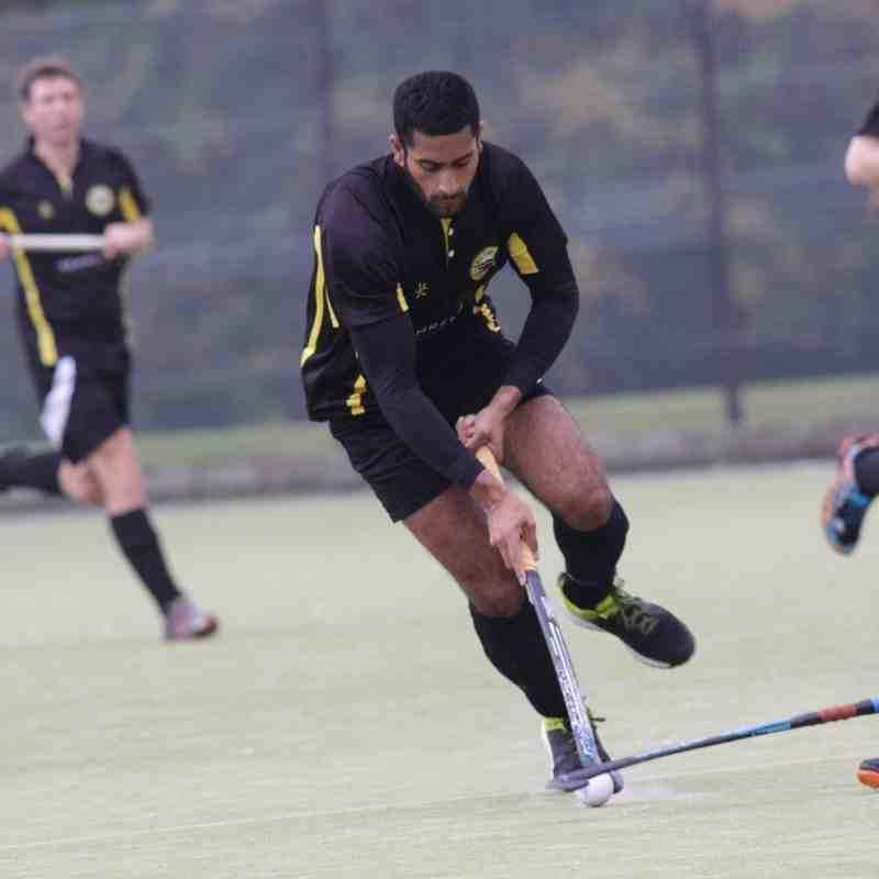 Knutsford 1XI Vs. City of Manchester 03.10.2015