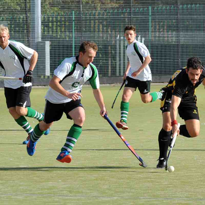 Mens 1s v Lymm Men's 1s - Sat  8 Oct 2016