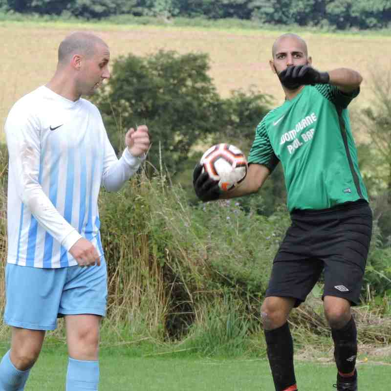 Wombourne Pool bar vs Barley Mow 11-08-2019