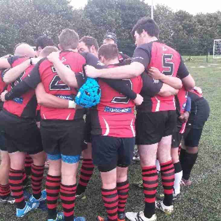 Hallamshire play host to Local Rivals