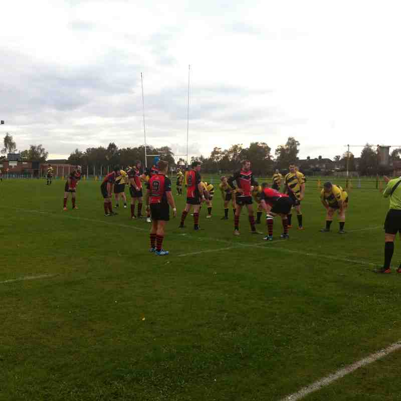 SHRUFC vs Rossington 11/10/2014