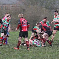 Wibsey vs Hallamshire Dec 2014