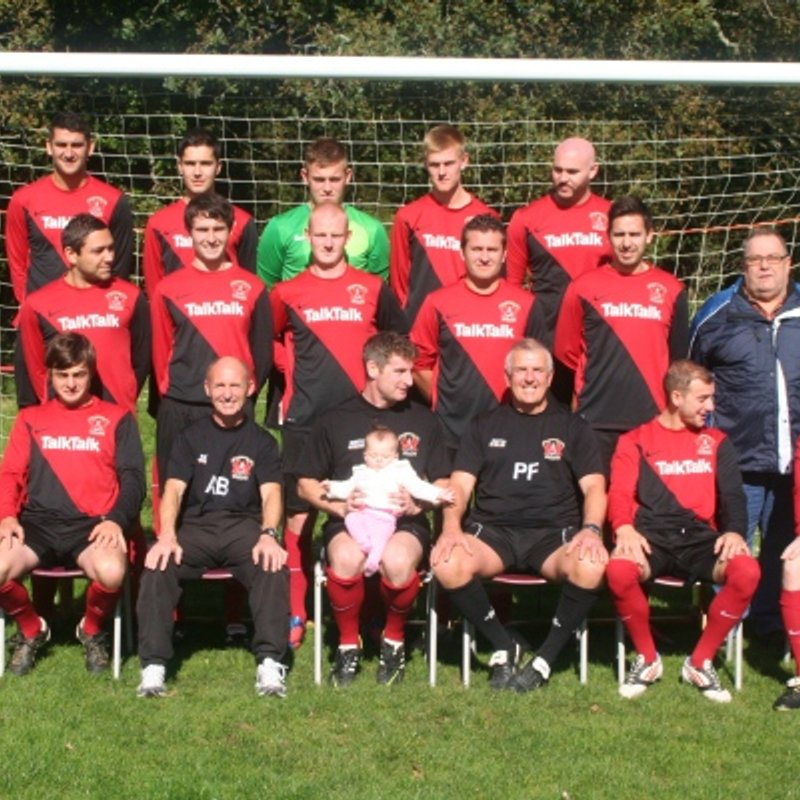 1st Team lose to Bodmin Town 1 - 2