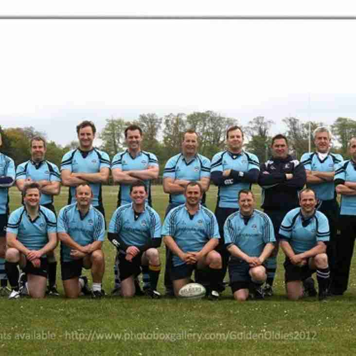 Vets Tournament Saturday 24th November Madras Rugby Club