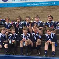 Madrascals P4 Winners at Heriots