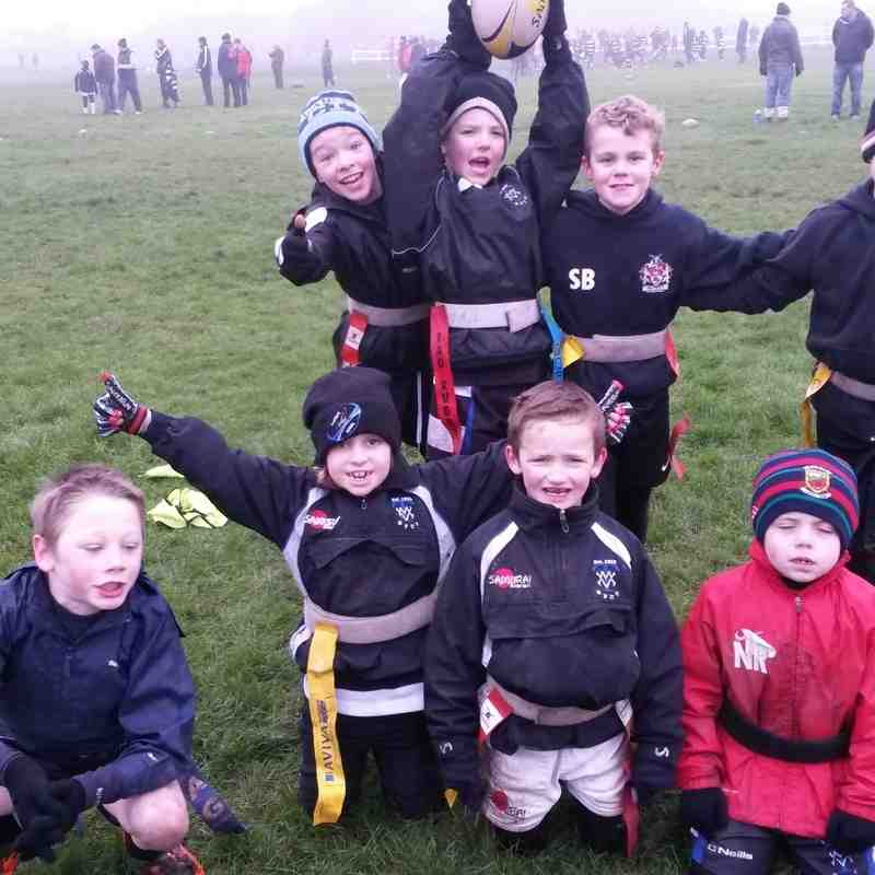 U8 - Widnes - 8 Sep 15