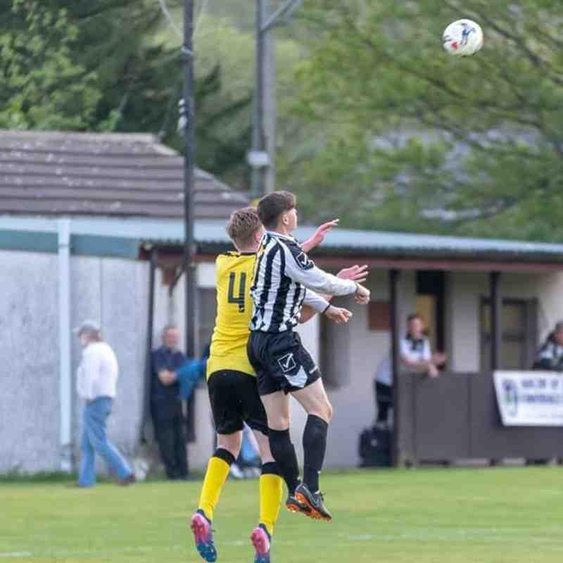 Abbey Vale 1 - 2 Heston Rovers