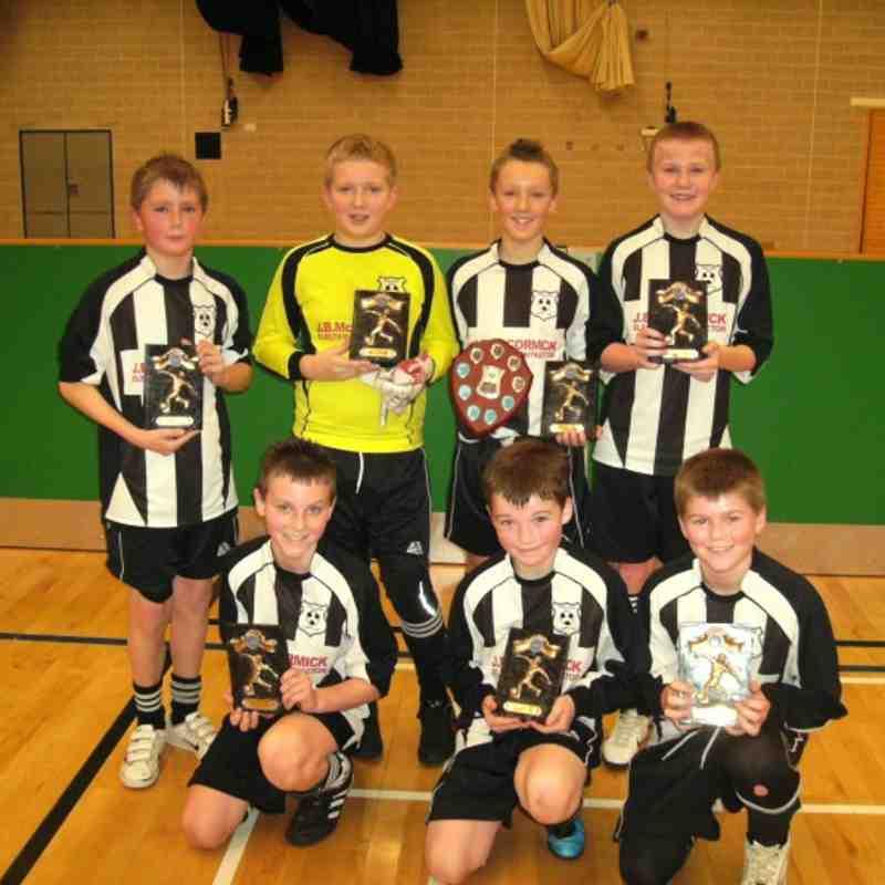 New Year Tournament winners 2010