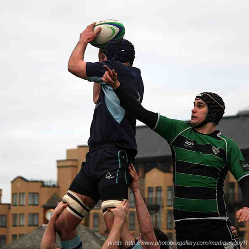 14-01-12 Madras v Stirling Uni