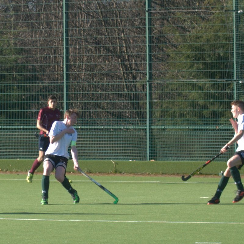 5s vs Stirling - 9 March 2019