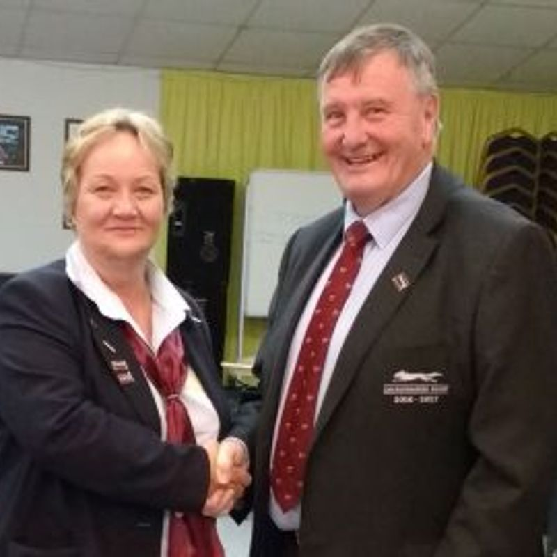 Leicestershire Rugby Union, in their 130th Year,  appoint their first lady President