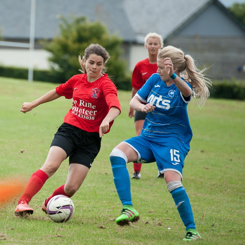 GRIFFITHS AT THE DOUBLE TO SEND CTLFC TOP