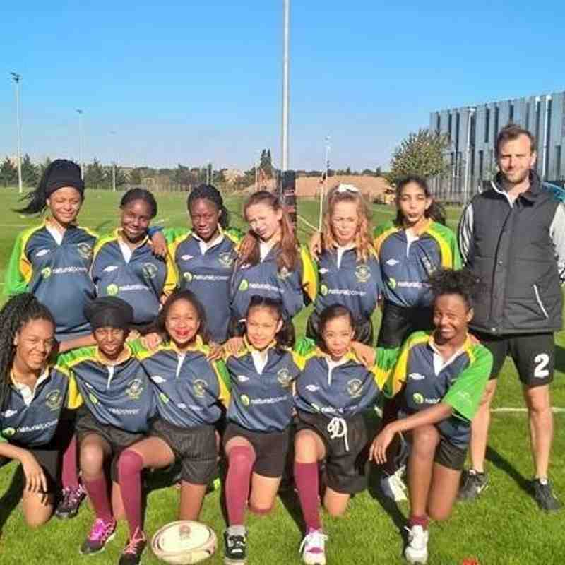 Kilburn Girls Rugby