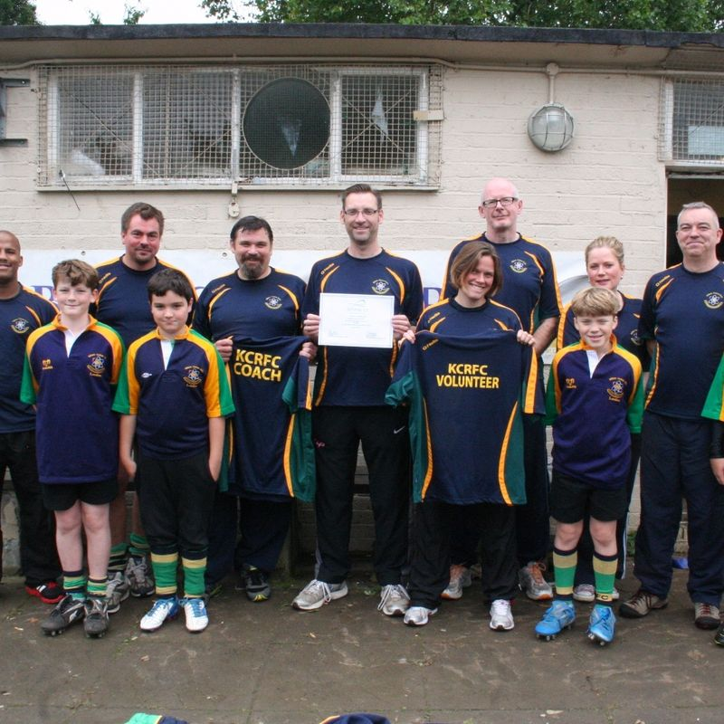 Kilburn Cosmos Feature In Rugby Club Issue 68