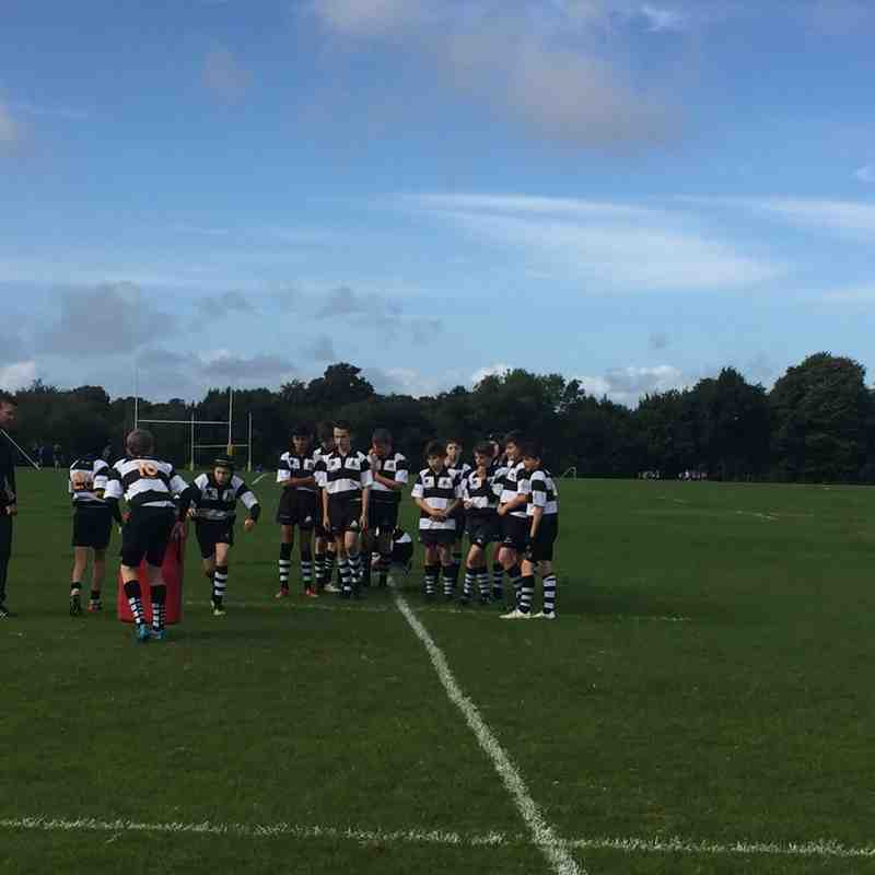 U14bs vs Old Caterhamians - Sep 25, 2016