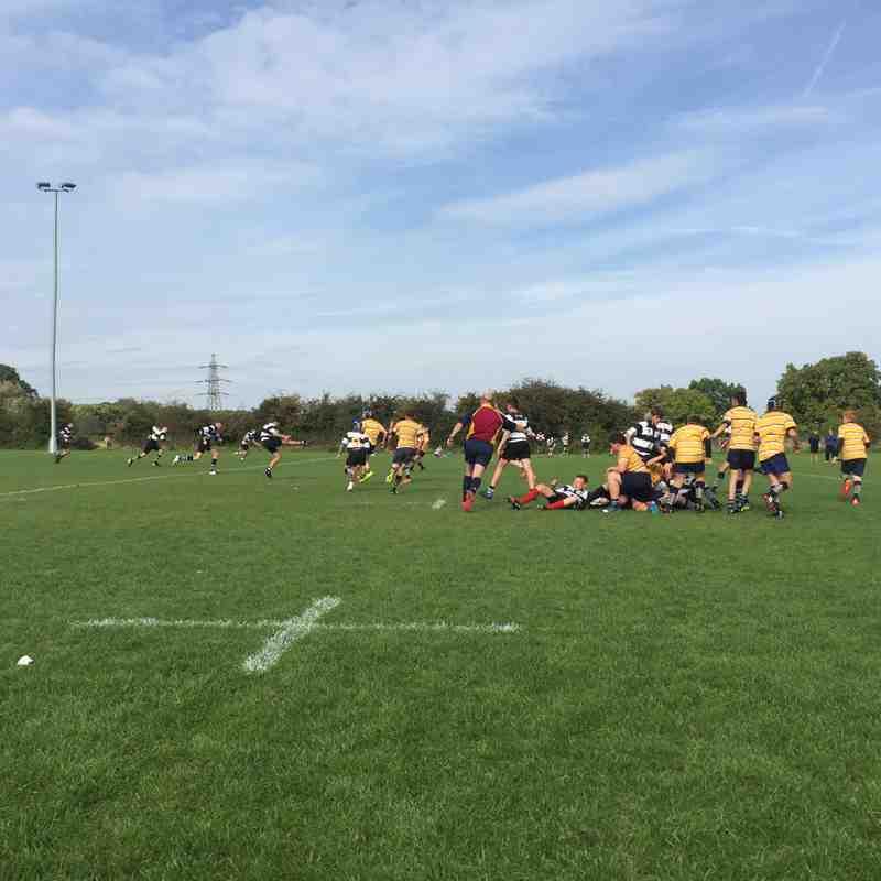 Farnham U15s vs Old Emanuel U15