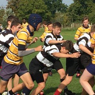 Farnham U15's vs Old Emanuel U15's