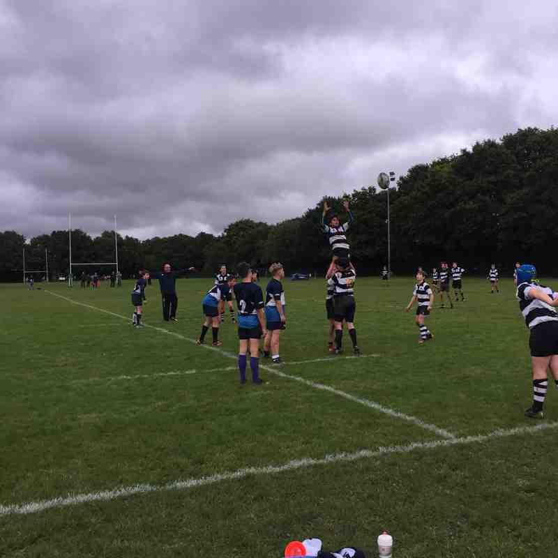 Redingensians U15B vs Farnham U15B