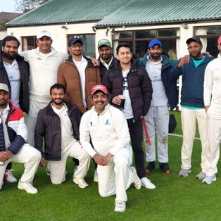 DLRC starts the season with an emphatic win