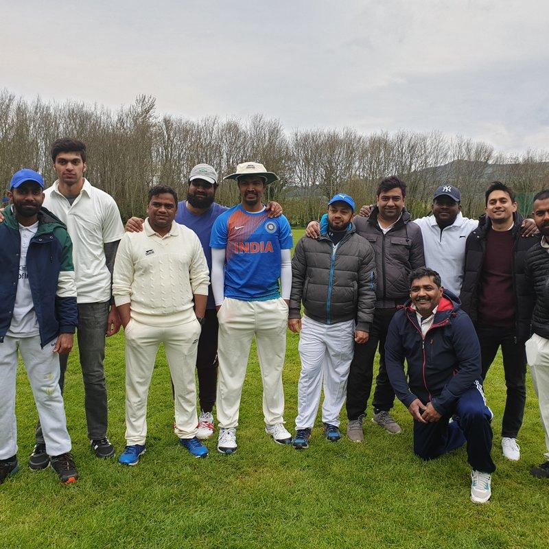 DLRC 4 wins their maiden match