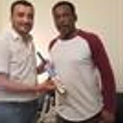 Gordon Greenidge visits Wembley CC