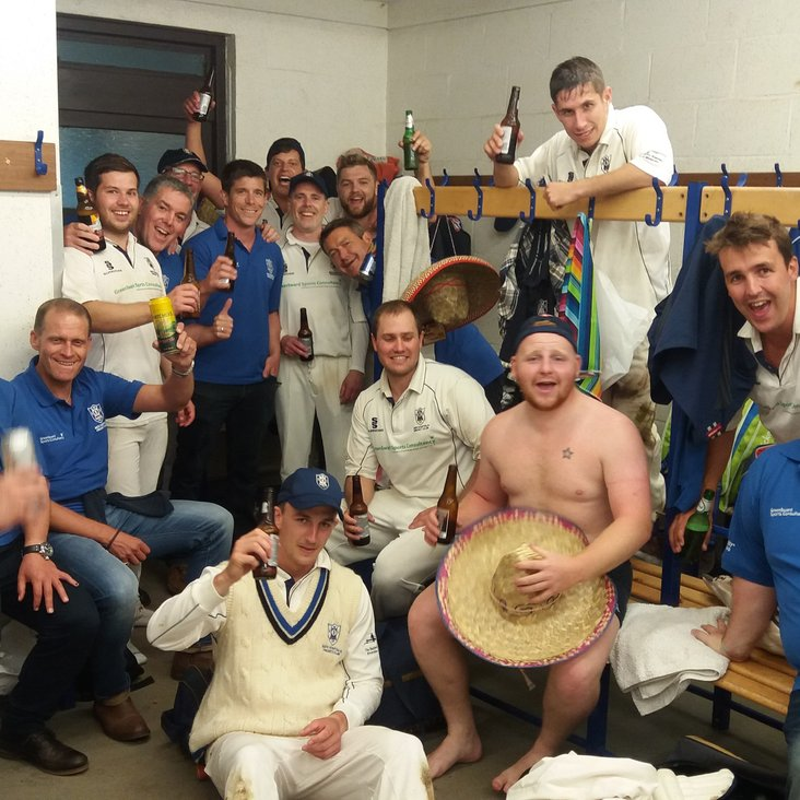 Bath Hospitals win title undefeated in 2016<
