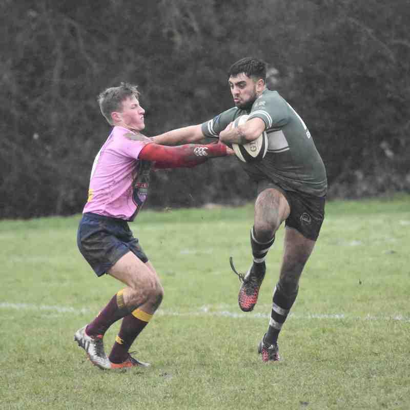 Chosen Hill (2nds) Vs Old Cryptians (Away) 26/01/19