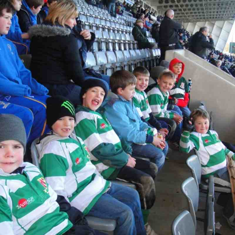 U7's & U8's Newcastle Falcons V London Irish