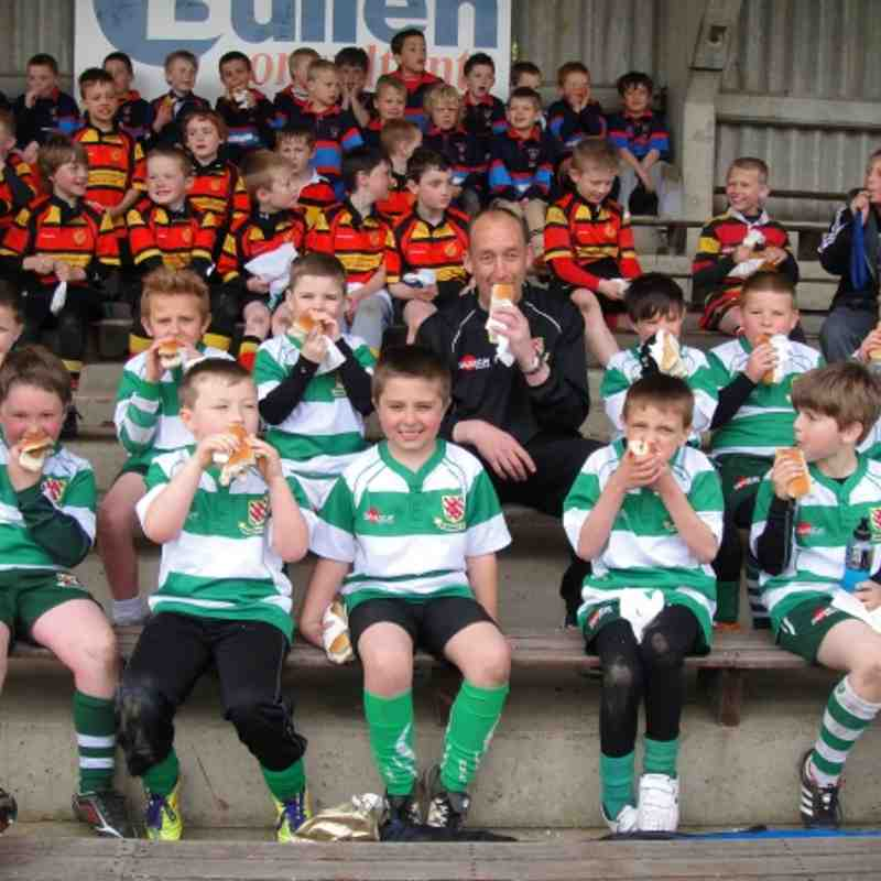 Mowden Park Tag Tournament May 2012