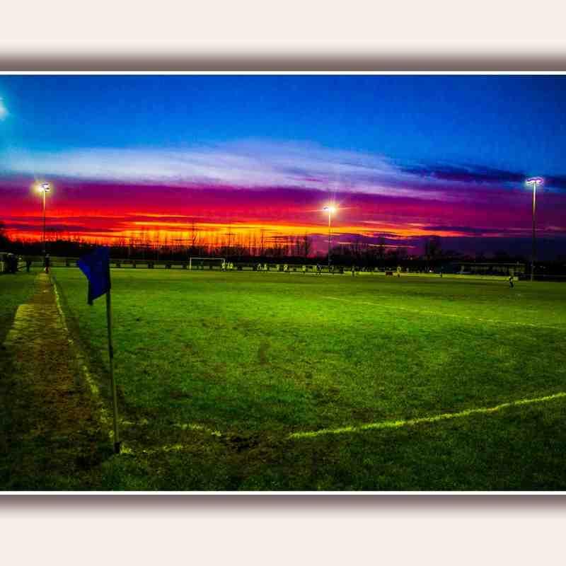 Godmanchester Rovers v Brantham Athletic (20 December 2014)