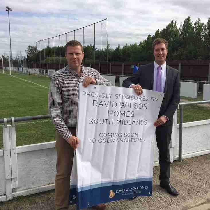 Bearscroft renamed to 'The David Wilson Homes Ground'