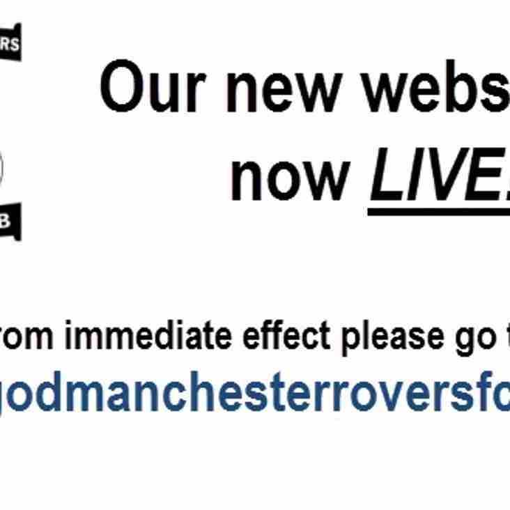 New Website  for Goddy