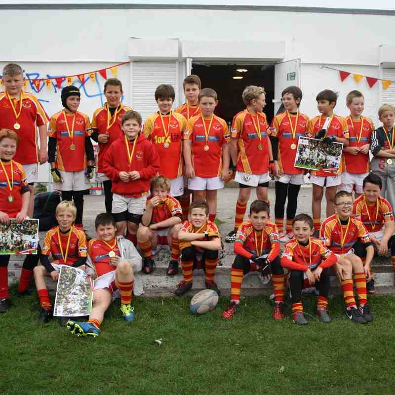 Rockcliff U11's Friendly Festival 2015